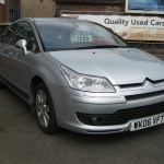 CITROEN C4 2.0 HDI EXCLUSIVE SOLD