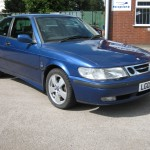 SAAB 9-3 2002 TURBO SE £SOLD