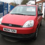 FORD FIESTA 1.2 2004 ONLY £SOLD